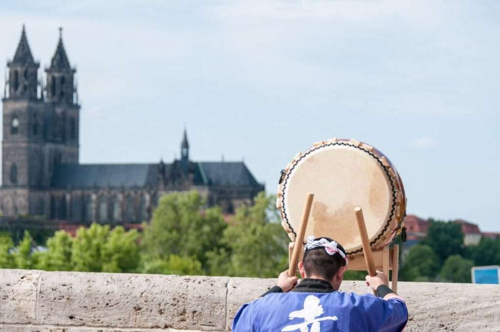 taiko-magdeburg-dom